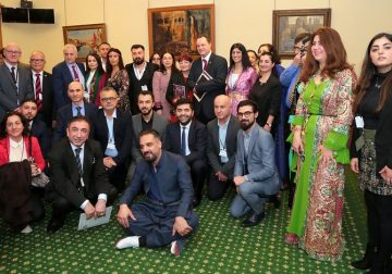 NEWROZ RECEPTION 2020 IN THE HOUSES OF PARLIAMENT