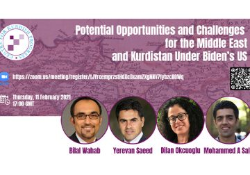 Potential Opportunities and Challenges for the Middle East and Kurdistan Under Biden's US