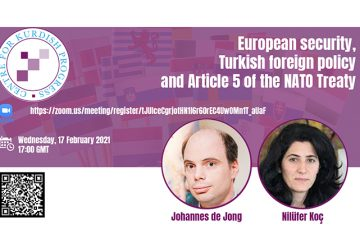 European security, Turkish foreign policy and Article 5 of the NATO Treaty