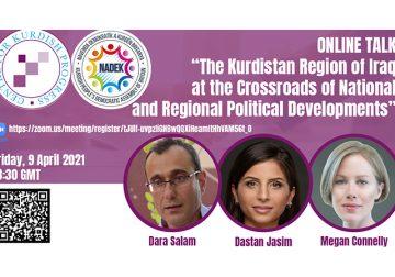 The Kurdistan Region of Iraq at the Crossroads of National and Regional Political Developments