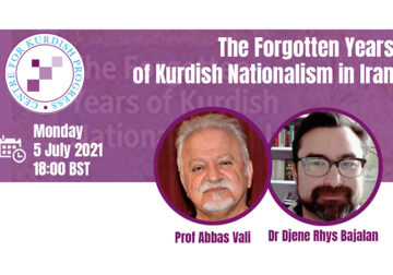 The Forgotten Years of Kurdish Nationalism in Iran