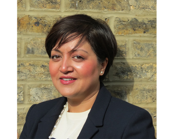 Rokhsana Fiaz OBE's Message of Support for Centre for Kurdish Progress