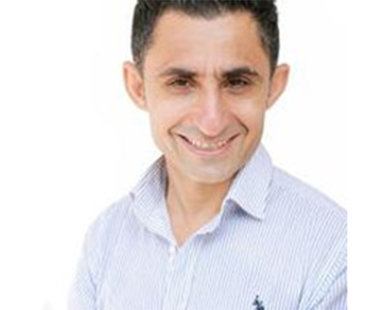 Dr Allan Hassaniyan's Message of Support for Centre for Kurdish Progress